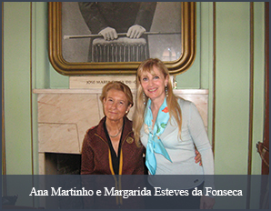 Ana Martinho e Margarida Esteves da Fonseca