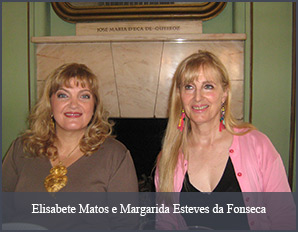 Elisabete Matos e Margarida Esteves da Fonseca
