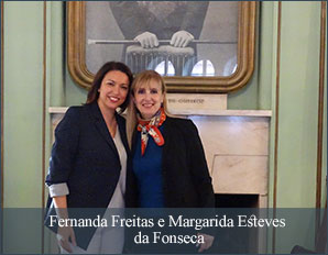 Fernanda Freitas e Margarida Esteves da