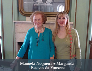 Manuela Nogueira e Margarida Esteves da Fonseca